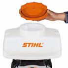 14-litrowy zbiornik z duzym otworem wlewowym