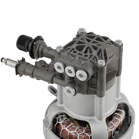 Aluminiowa pompa